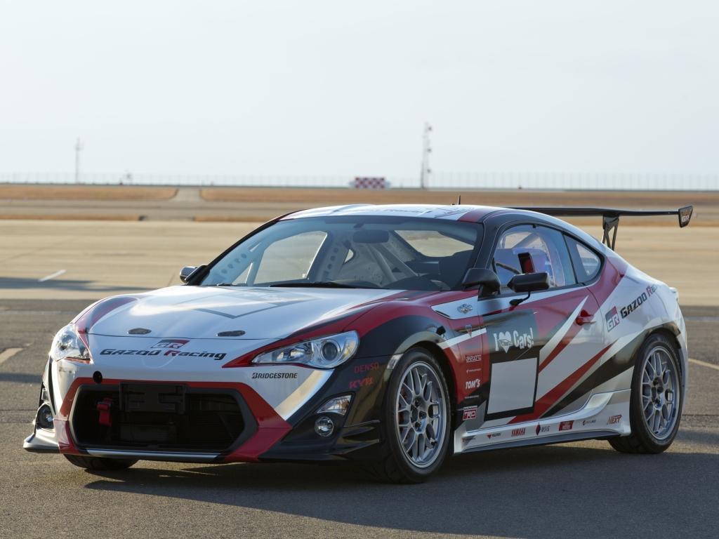Toyota GT86 a Lexus LFA pojedou 24 hodinovku na Nürburgringu