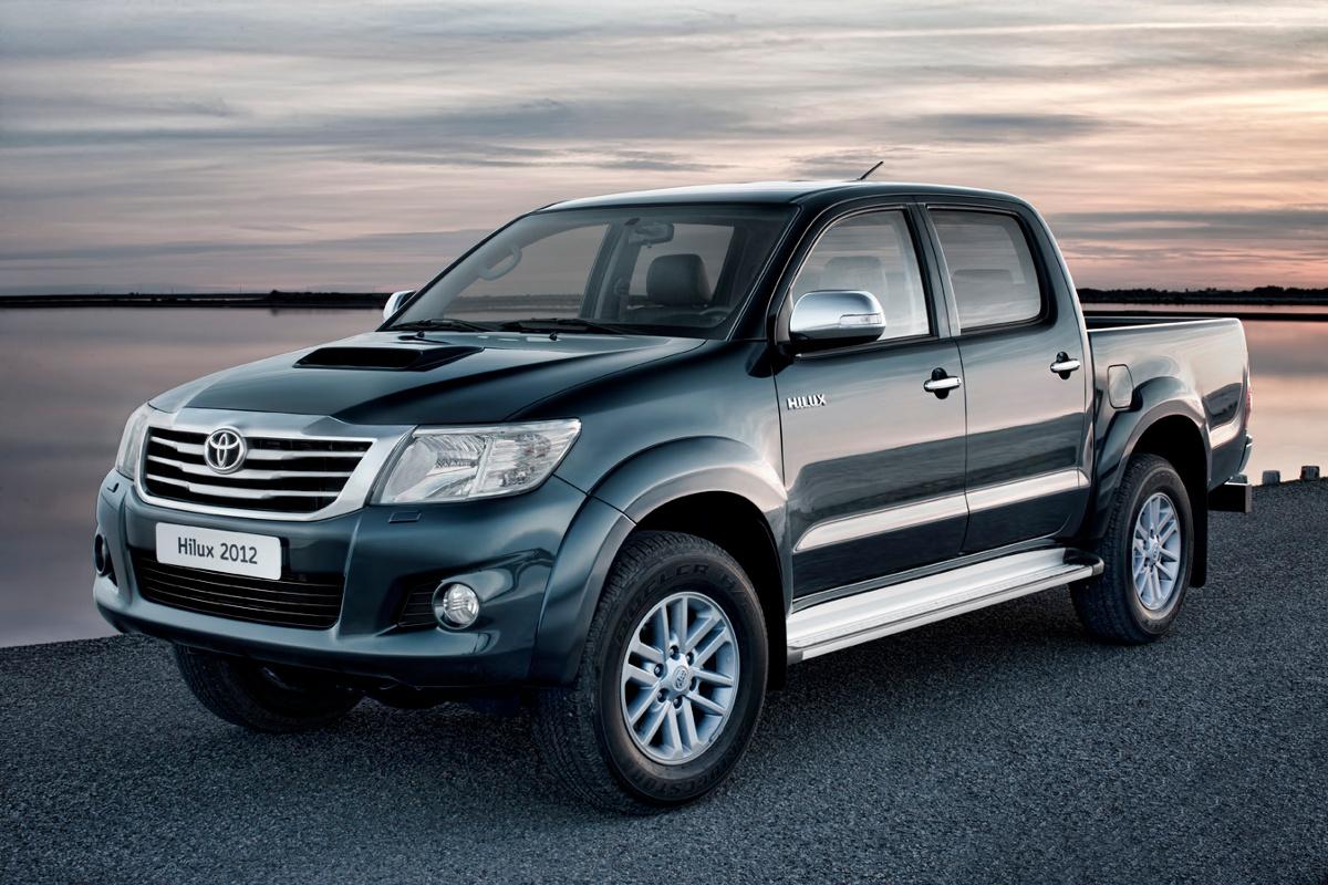 Toyota Hilux: Pick-up s pohodlím osobáku