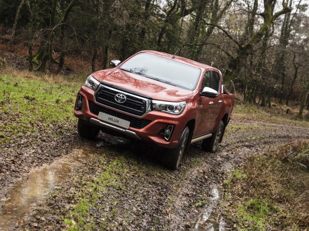 Toyota Hilux ve speciální edici 2018: Nezničitelná legenda teď s nejvyšší výbavou
