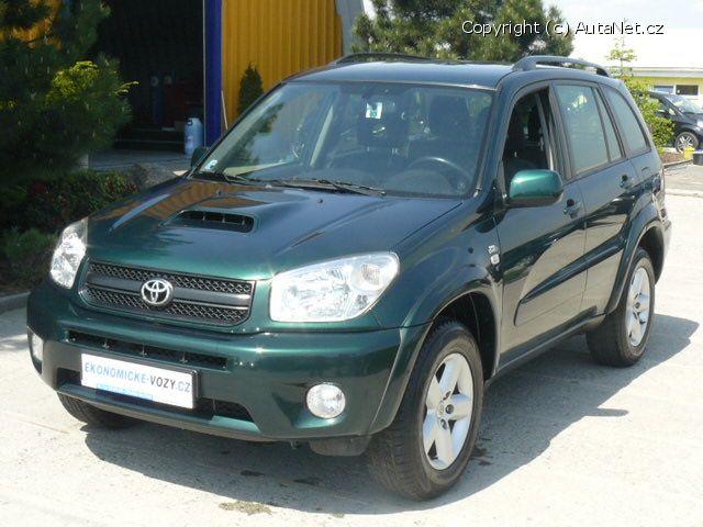 Toyota RAV4 (2000 - 2006)