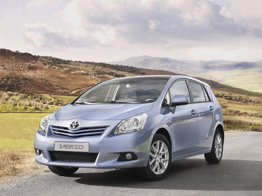 Toyota Verso: od dubna s novými cenami
