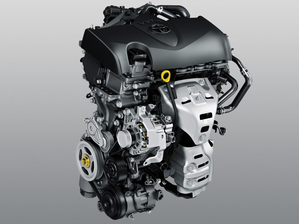 Toyota Yaris dostane nový atmosférický 1,5litrový motor