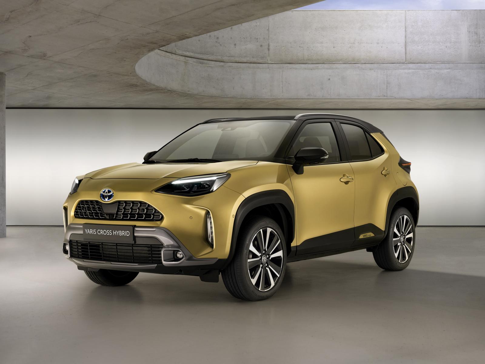 Toyota Yaris Cross je tady, ceny začínají na 435 000 Kč