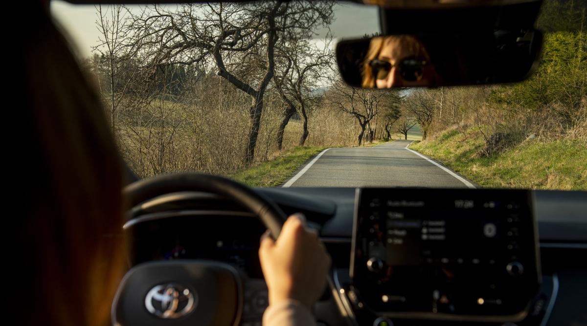 dovolená autem po česku