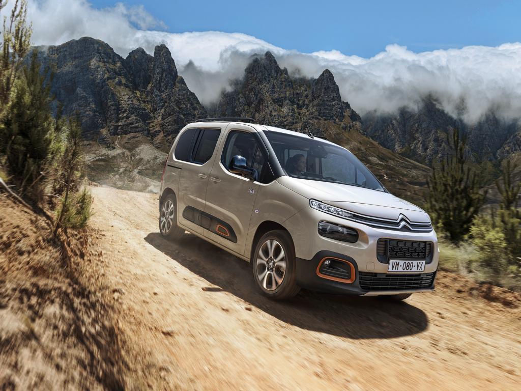 Třetí generace Citroënu Berlingo oficiálně, je to rodinný ideál