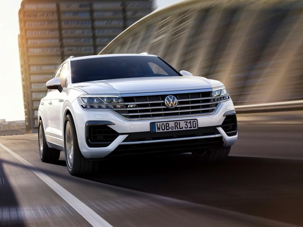 Třetí generace Volkswagenu Touareg má po premiéře