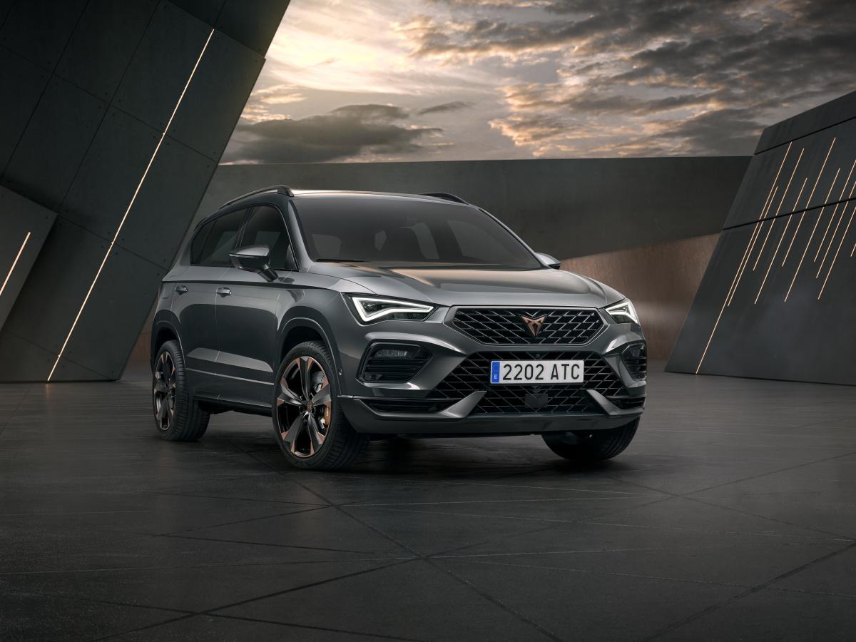 V Česku vyráběné SUV Cupra Ateca má po modernizaci, co všechno je nového?