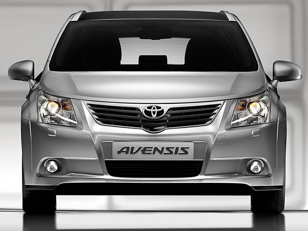 Velká svolávačka u Toyoty: Seznam vozů