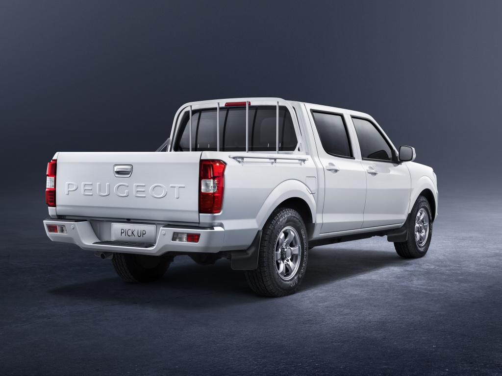 Velké překvapení přichystal Peugeot, který nabídne Pick Up