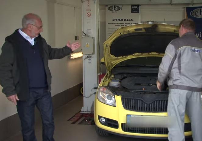 Video: Jak nekoupit kradené a předělané auto?
