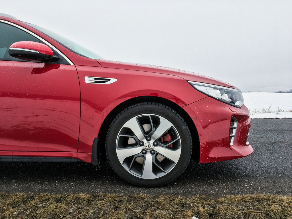 Video k testu: Kia Optima SW GT