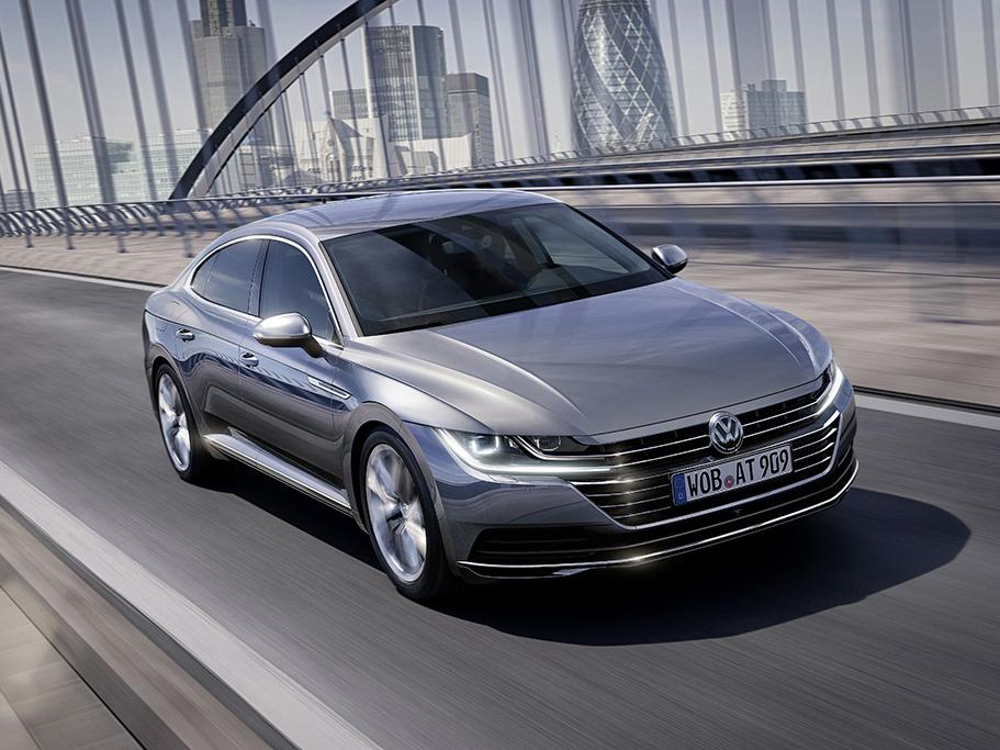 Volkswagen Arteon v prodeji, české ceny od 890 900 Kč