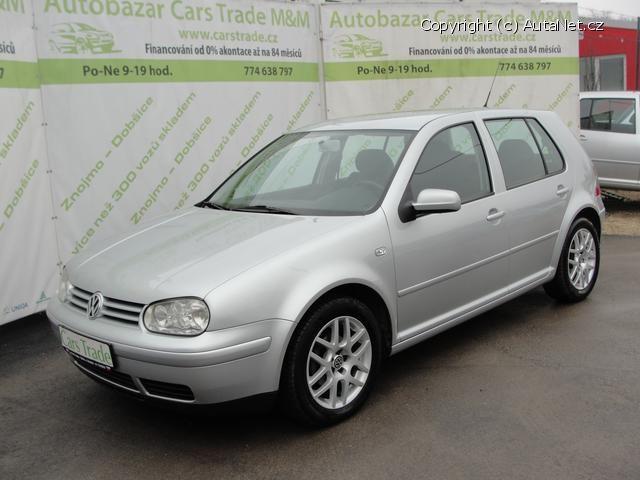 Volkswagen Golf IV (1997 - 2003)