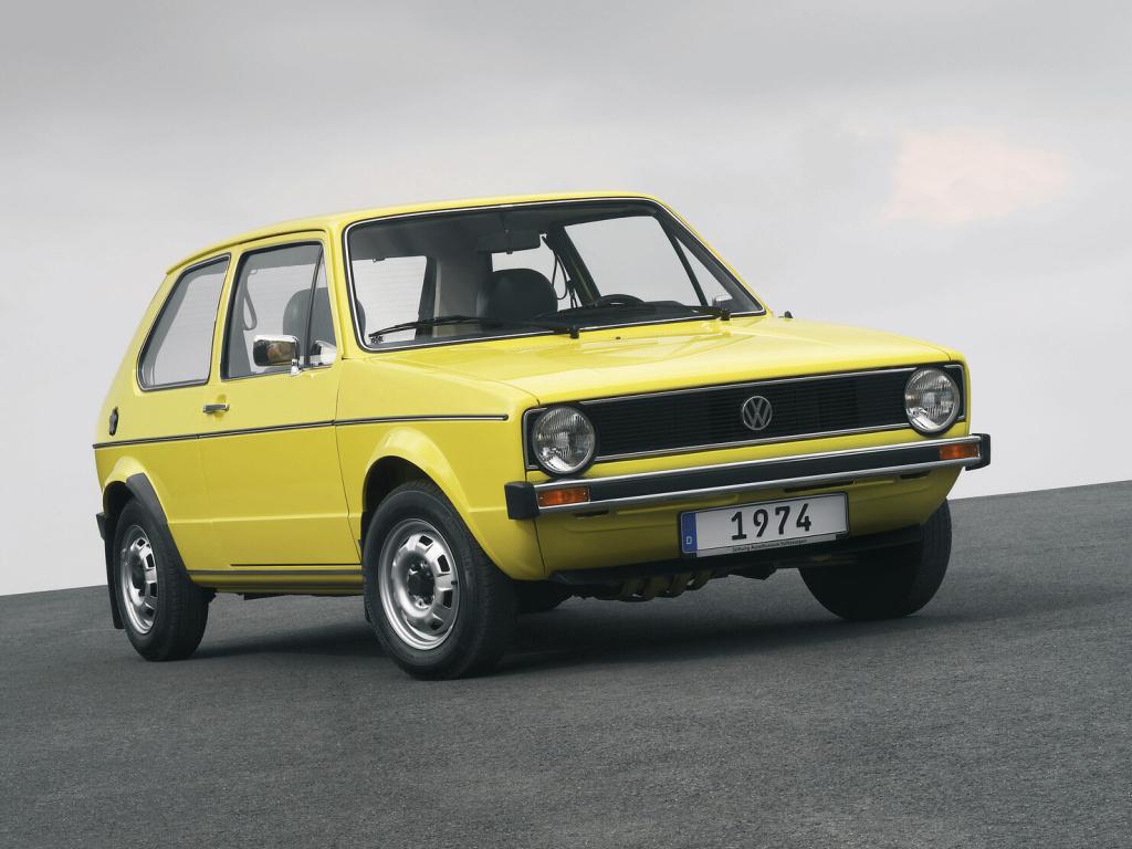 Volkswagen Golf slaví 45 roků na trhu
