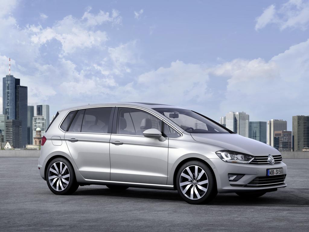 Volkswagen Golf Sportswan pořídíte od 433.900 Kč