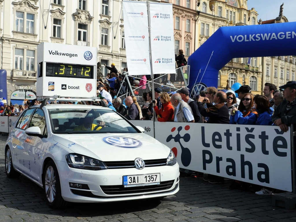 Volkswagen Maraton již tento víkend v Praze