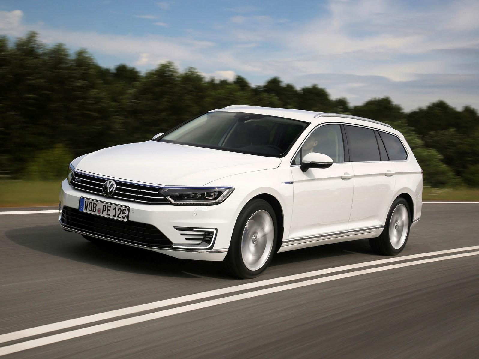 Volkswagen Passat GTE nabídne ještě delší dojezd při jízdě na elektřinu