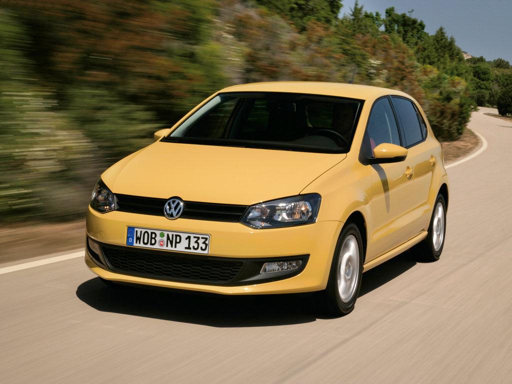 Volkswagen Polo se stal Autem roku 2010