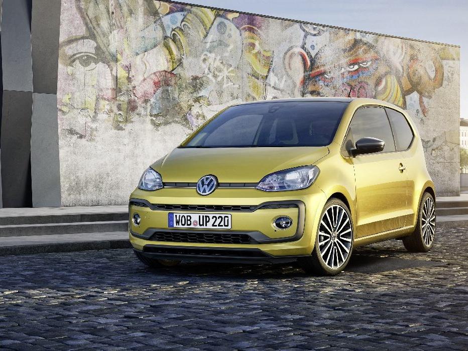 Volkswagen představí nový up! a překvapí nečekanou studií