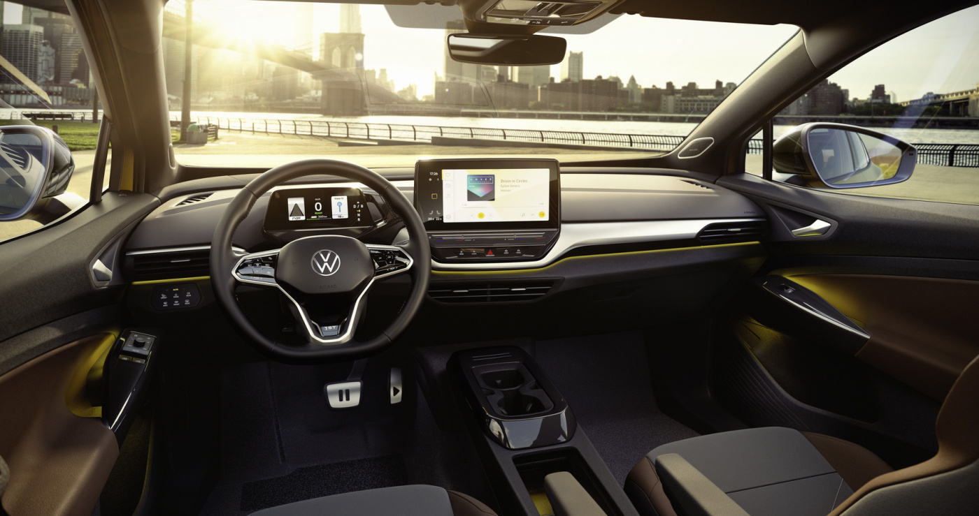 volkswagen ID.4 electric suv