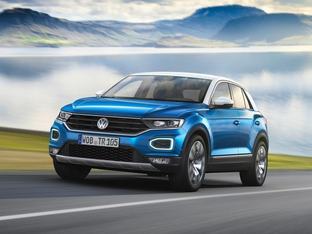 Volkswagen T-Roc – nové SUV s pohonem 4x4 a velkým batohem