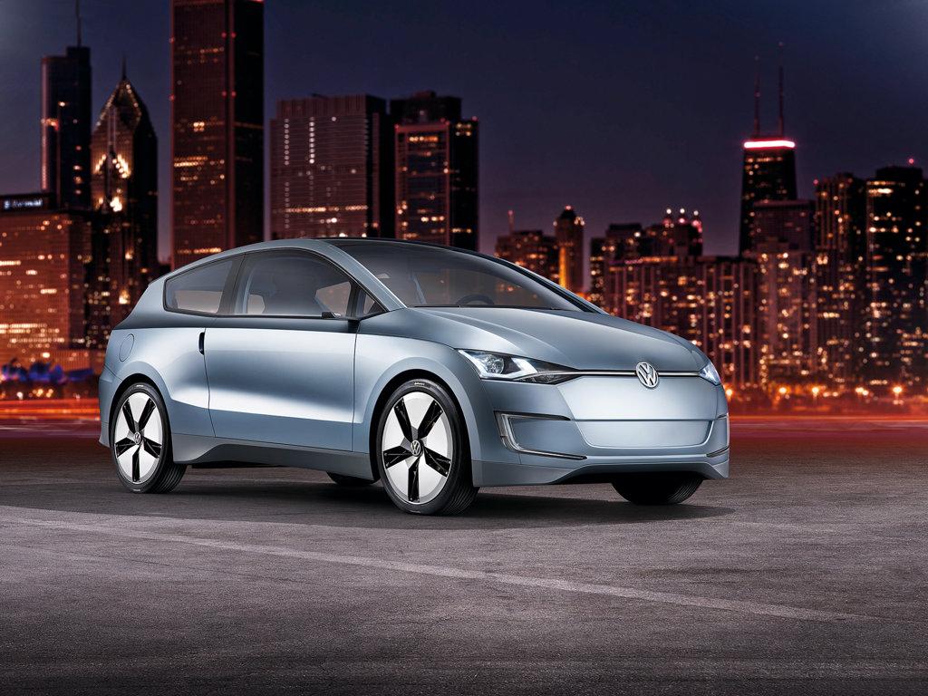 Volkswagen Up! Lite - nejúspornější čtyřmístný vůz na světě