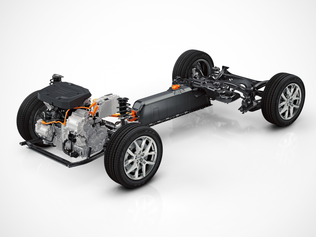 Volvo rozšíří nabídku modelů díky nové platformě CMA