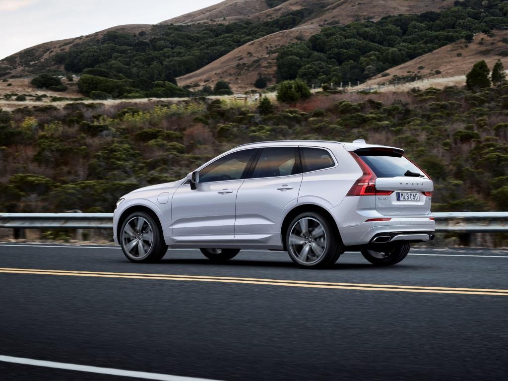 Volvo XC60 - druhá generace je zmenšeninou XC90
