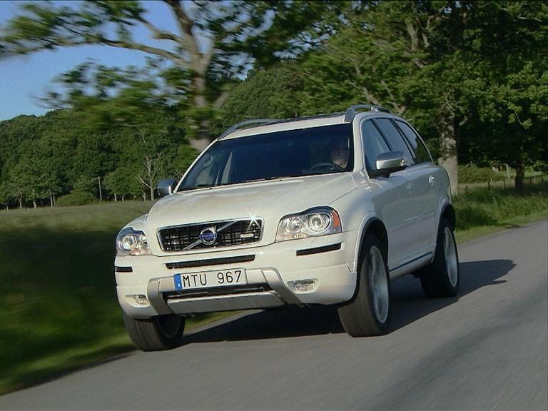 Volvo XC60 zvítězilo v kategorii SUV v anketě Flotila roku 2014