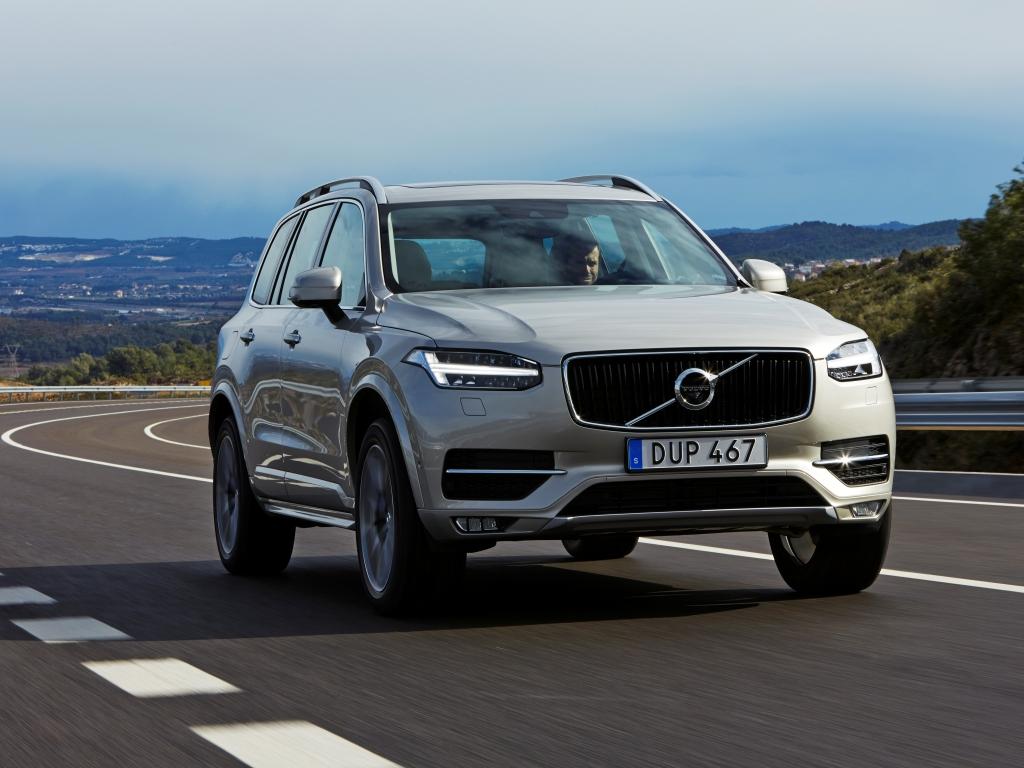 """Volvo XC90 získává prestižní ocenění Red Dot """"Nejlepší z nejlepších"""""""