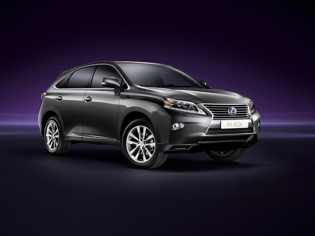 Vozy Lexus jsou podle J.D.Power nejspolehlivější