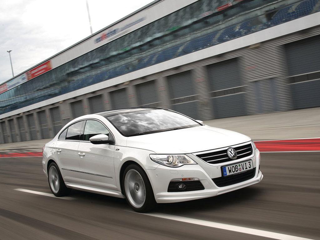 VW Passat CC v novém roce výrazně atraktivnější