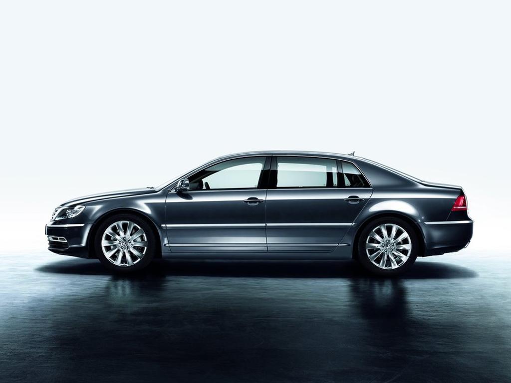 VW Phaeton: Stále žije a dočkal se i faceliftu