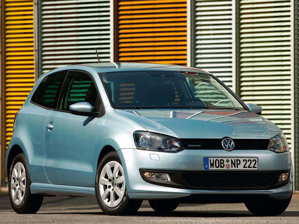 VW Polo 1,2 TDI BlueMotion: Nejúspornější sériový vůz současnosti je tu
