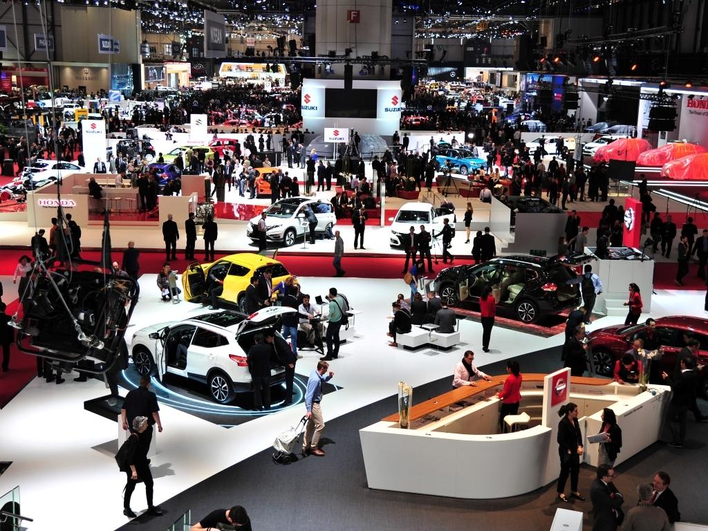 Ženevský autosalon 2015 živě - video z místa činu