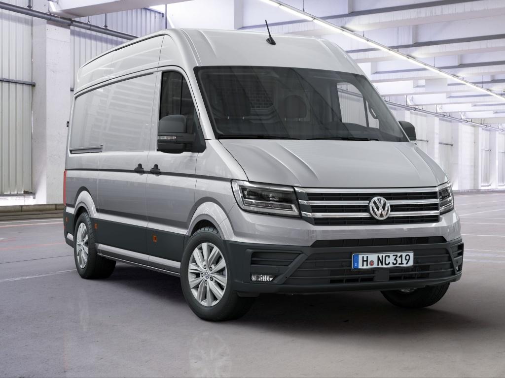 Nový Volkswagen Crafter konečně v prodeji