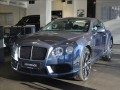 Bentley Continental GT 4,0 V8 Mulliner