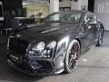 Bentley Continental GT 6,0 W12 SUPERSPORTS/Limited edition  IHNED
