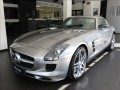Mercedes-Benz SLS AMG 6,3 SLS AMG/AMG Performance package  IHNED