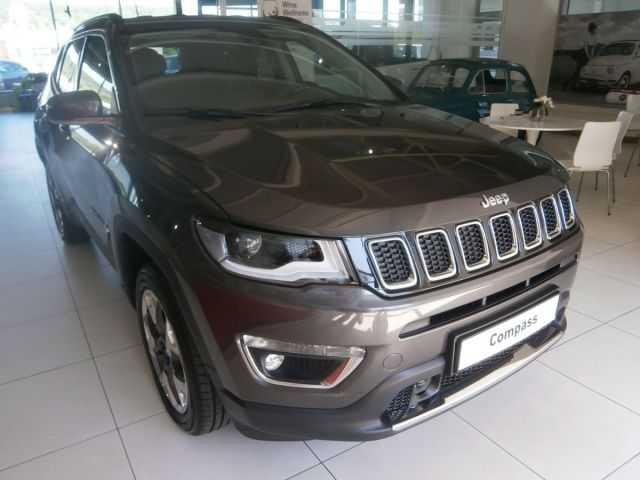 Fotografie 1 (celkem 19), Jeep Compass 2.0 MultiJet 170k 9AT Limited
