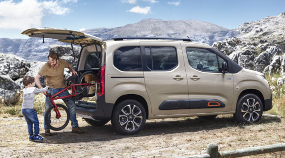 citroën berlingo new 2018
