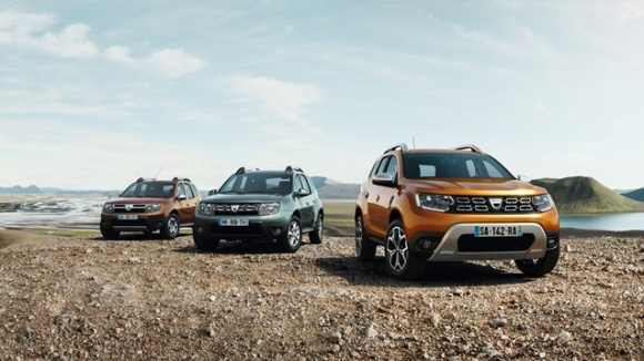 new generation dacia duster 2018