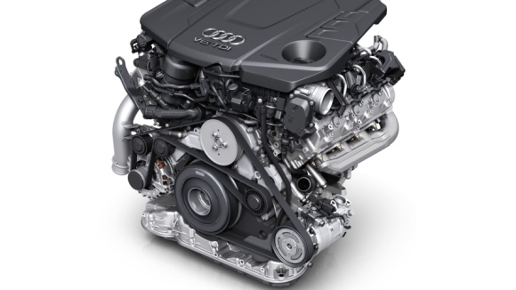 audi Q5 new engine