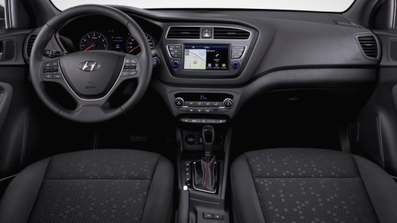 hyundai i20 new 2018 interior