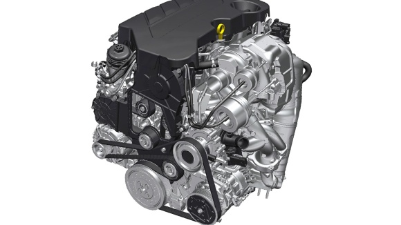 opel insignia new engine biturbo diesel
